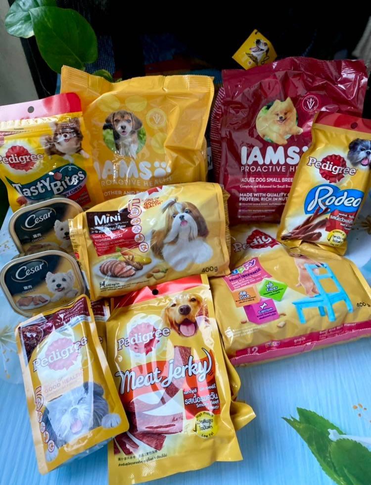 Pedigree Products on Shopee