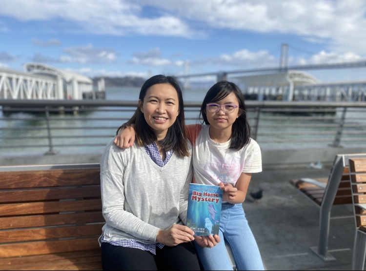 Climate Specialist and 10 Year Old Daughter Release Book to Save the Seas