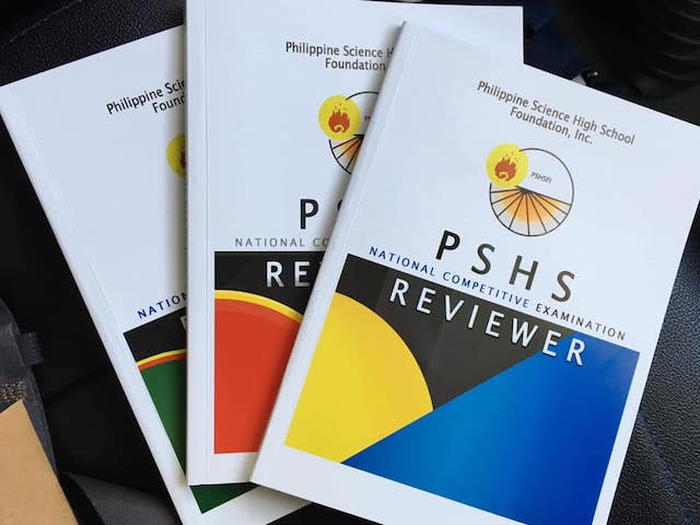 pshs reviewer