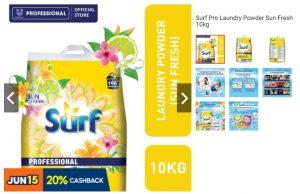 surf shopee haribon linis campaign