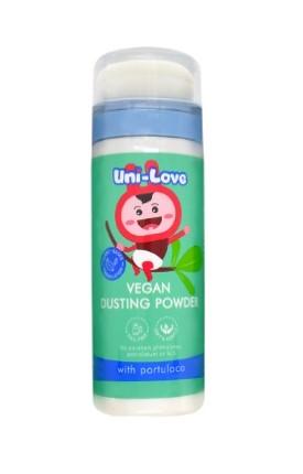 unilove vegan dusting powder